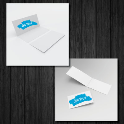 Business cards archives jett print quality online printing australia folded business cards reheart Gallery
