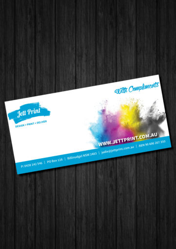 with-compliments-printing-gold-coast-brisbane-tweed-heads-byron-bay