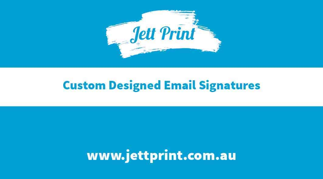 custom email signatures