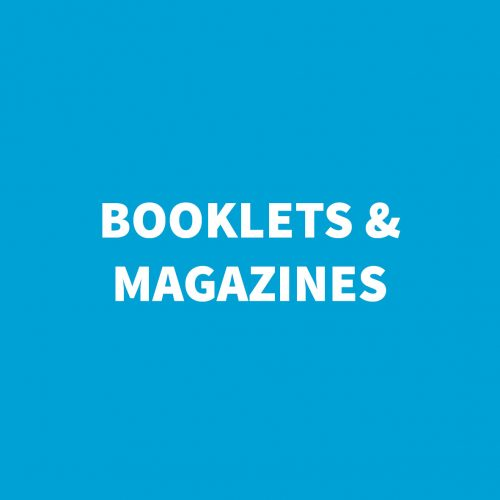Booklets | Magazines